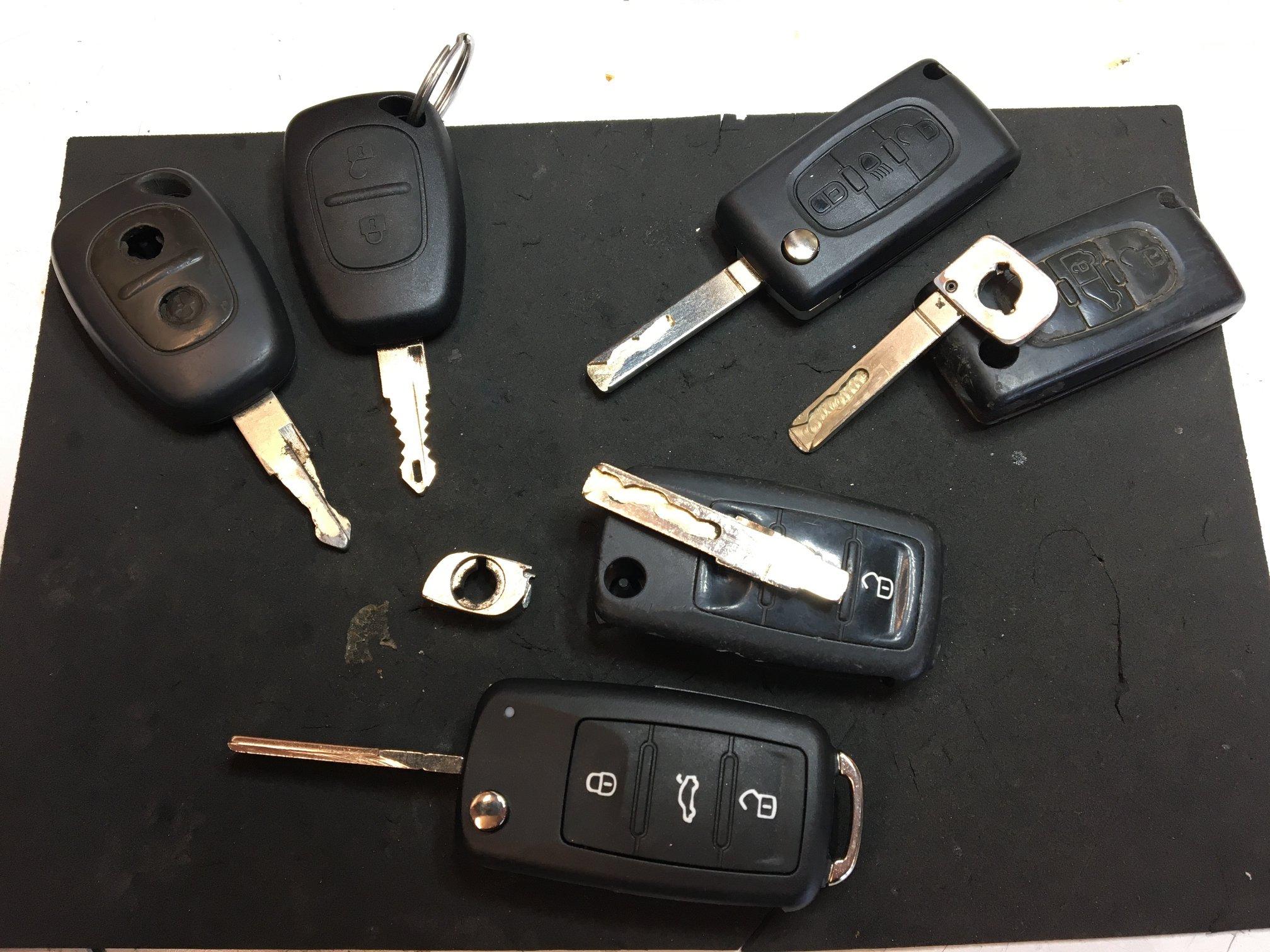 car key repairs