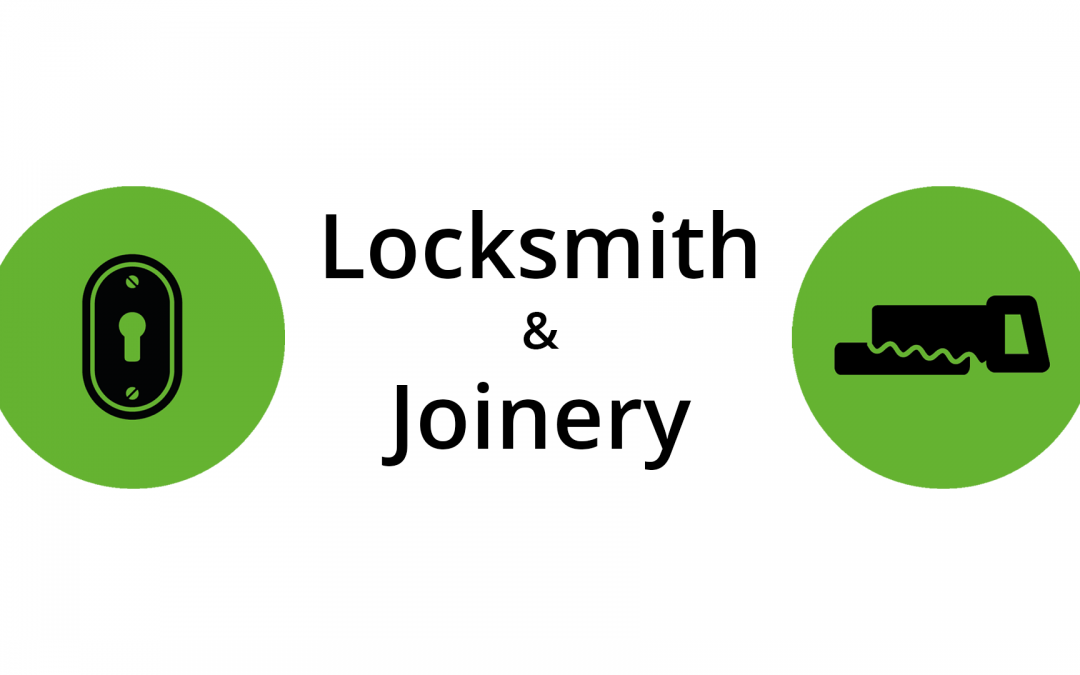 Introducing our NEW Locksmith & Joinery Services
