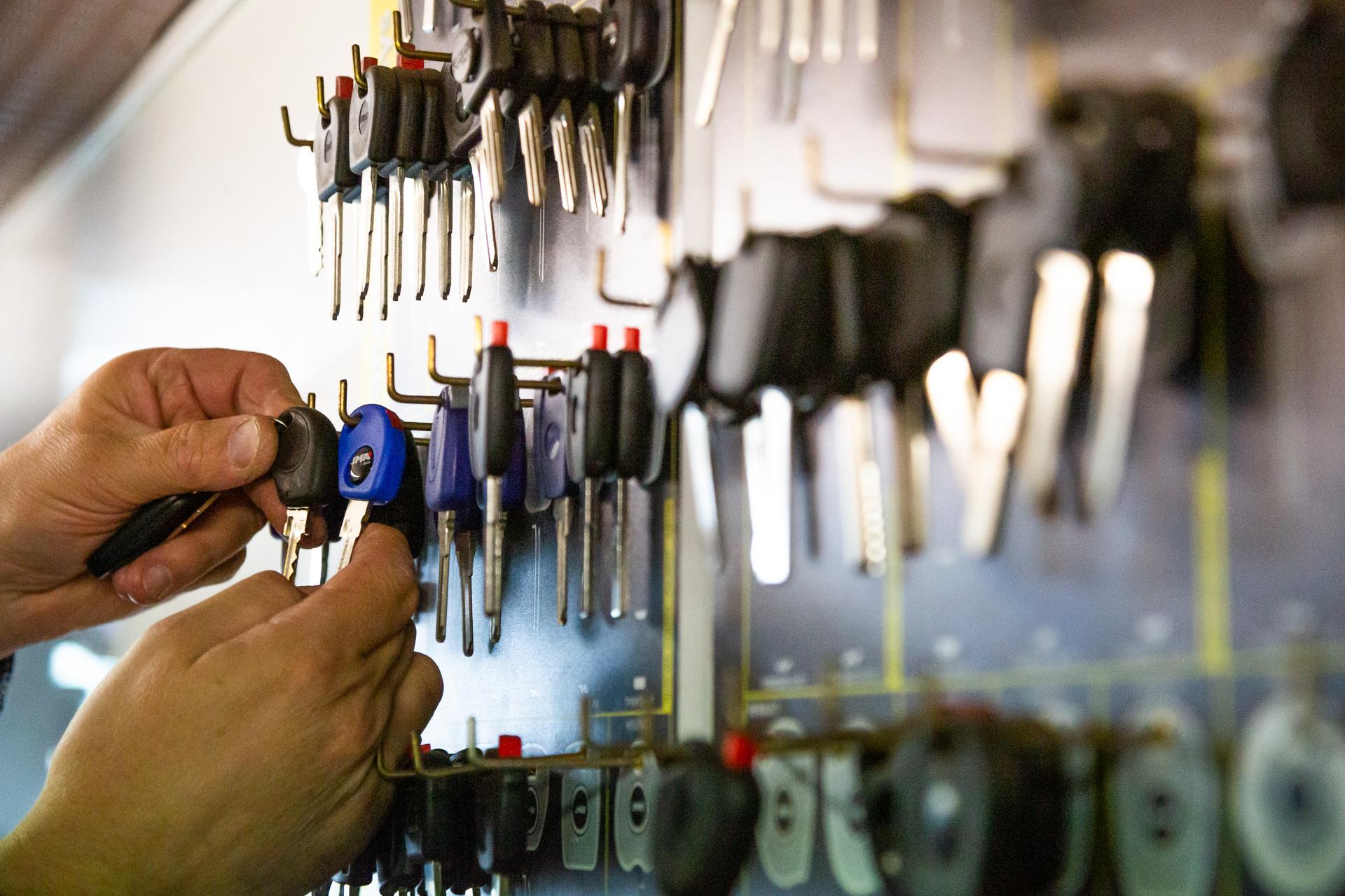 Key Cutting, Coding, Programming, Repairing and Refurbishing!
