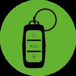 Electronic-Car-Van-Keys